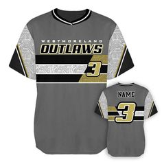 newest 20d6d 6cceb 15 Best Men's Slowpitch Softball Jerseys images in 2019 ...