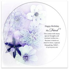 Share Free Birthday Cards For Friends.