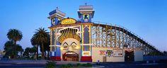 Luna Park, Melbourne, Victoria, Australia