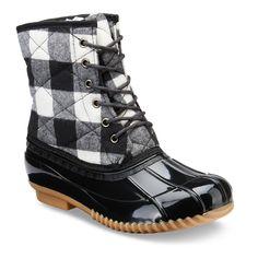 3c3064dfce1cf Olivia Miller Wrangell Women s Quilted Duck Boots
