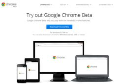 """Google Chrome 64-bit Beta For Windows Arrived - http://ttj.pw/1oZIDNe The speed of browser development these days means you're never more than a month or two from the next """"major"""" release. But if you can't wait that long, and you're happy to sacrifice some stability and security in return for getting an early glance at new features, then Beta versions can quench that thirst. And lately, Google has announced Chrome 64-bit Beta Channel for Windows"""