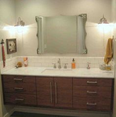 best wood for bathroom cabinets