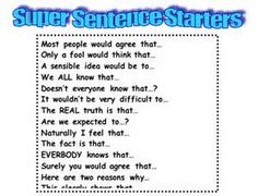 great hooks for persuasive writing - - Yahoo Image Search Results