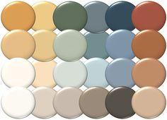 Warm Paint Colors, Trending Paint Colors, Kitchen Paint Colors, Interior Paint Colors, Paint Colors For Living Room, Paint Colors For Home, Cabin Paint Colors, Country Paint Colors, Color Paints
