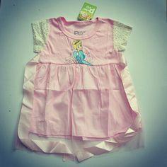 Dress cinderella #58310  Brand : Peter & Paul 100% cotton Rp. 110.000  Ukuran : 1 tahun 2 tahun 5 tahun . #setelananak #peterpaul #bajuanakimpor