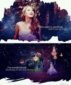 Enchanted- Taylor Swift
