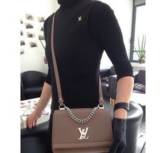 Louis Vuitton Lockme II BB Bag - Google Search