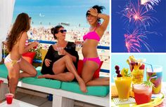 """Admission to """"Come Sail Away"""" Fireworks and Fashion Show at Castaways on Wednesday, June 12"""