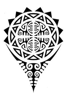 Risultati immagini per marquesan tattoo