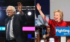 Could the Bern be over in two weeks? Expert predicts Hillary will storm Super Tuesday and make it impossible for Sanders to win | Daily Mail Online