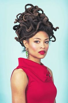 that voice. that face. that hair. | Valerie June