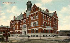 City Hall Covington Kentucky