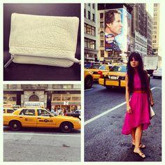 City Fun #walterbaker #fashion #fun #nyc