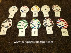 Humpty Dumpty one to one correspondence   For my 4 Yr Old Preschool Class I created this Humpty Dumpty Band-aid activity for the children ...