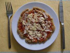 Healthy & Low Calorie Pizza