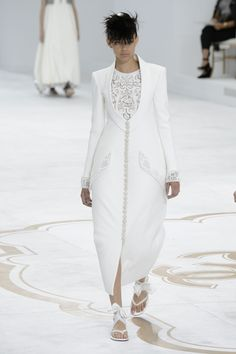 Chanel at Couture Fall 2014