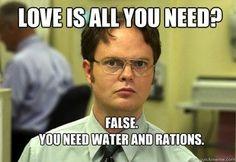 Dwight is the best!