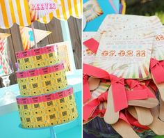 Carnival Party by iheartglamparties