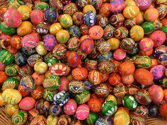 WWW Wiersze Wycieczki Wspomnienia: Jarmark Wielkanocny w Krakowie