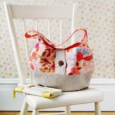 Split Personality Reversible Bag
