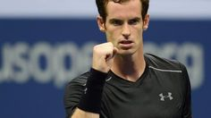 Britain's Andy Murray won a pulsating New York night match against Australian Nick Kyrgios to reach the US Open second round.