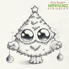 """""""I'm a Christmas tree!"""""""