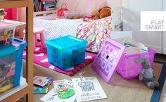 Pink or blue?  --  Rosa o azzurro?  #house #kids #toys #kidsroom