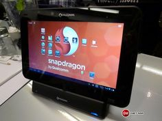 Qualcomm Quad Core Snapdragon Powered Tablet Announced | It wil be their first Android tablet powered by a quad core Snapdragon S4 APQ8064 processor, the device is aimed at developers and will set you back a cool $ 1300. |