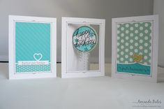 The Craft Spa - Stampin' Up! UK independent demonstrator : Tin of Cards #3