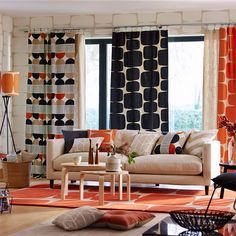 #Lohko new #scion 2016collections : a #retrocontemporary range of #printed #fabrics and #voiles with an assertive, #architectural feel. #curtain #window
