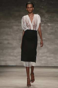Tome Ready To Wear Spring Summer 2015 New York
