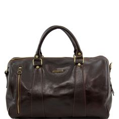 Prague Leather Travel Bag #avalinaleather #leatherbags ...