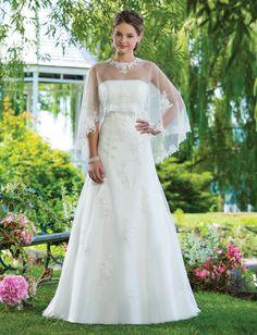 Svadobné šaty Svadobny salon valery, jednoduche svadobne saty