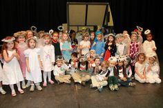 Episcopal Day School 2012 PK Nativity Play Christmas Pageant