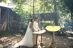 Costa rica wedding photography carla ten eyck gown modern trousseau