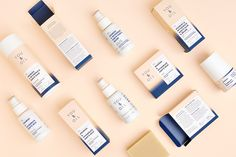 YOU & OIL Natural Cosmetics on Packaging of the World - Creative Package Design Gallery Skincare Packaging, Beauty Packaging, Cosmetic Packaging, Bottle Packaging, Brand Packaging, Food Packaging, The Body Shop, Label Design, Branding Design