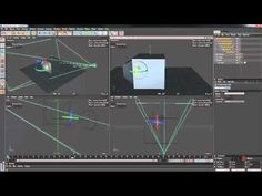 Cinema 4D Camera Tutorial - Camera Animation Tips, Tricks, and Tags (C4D Tutorial) - Sean Frangella - YouTube