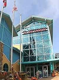 Ripley's Aquarium- Gaitlinburg, Tennessee