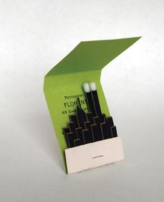match absolutely lovely matches pack box silhouette skyline