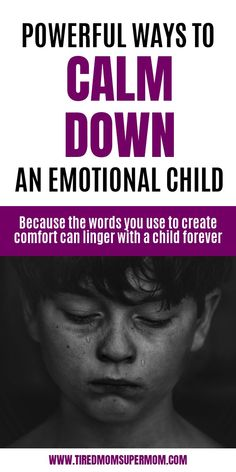Parenting Advice Powerful Ways To Calm Down A Sad Child - Parenting Tips For Parents Of Children Who Get Sad Sometimes. Whether Dealing With A Loss In The Fa - Parenting Fail, Parenting Styles, Parenting Books, Gentle Parenting, Parenting Teens, Parenting Quotes, Parenting Courses, Peaceful Parenting, Sad Child