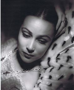 Probably a still from Madame Dubarry. Photograph by George Hurrell