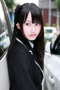 Rena Matsui (松井玲奈) No YOU go first ...