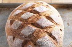 Loaf Recipes, Sourdough Recipes, Snack Recipes, Cooking Recipes, Snacks, Wholemeal Bread Recipe, Beef Dripping, Easter Treats, Artisan Bread