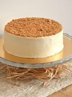 Köstliche Desserts, Delicious Desserts, Dessert Recipes, Nougat Cake, Mousse, Latin Food, Cupcakes, Sweet Cakes, Christmas Desserts