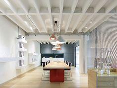 innenarchitektur stuttgart - büro, office, movet office loft, Innenarchitektur ideen