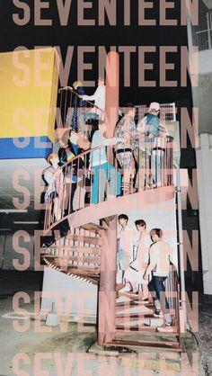 Seventeen wallpaper for phone