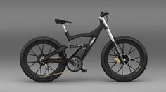 "Lombardo Climb Mountain-Bike Electric ""Concept"" on Behance"