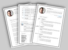CV template 2031 Laat de lay-out van je CV pimpen en eventueel de tekst optimaliseren. www.mooicv.nl