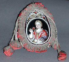 Bag Date: last quarter 17th century Culture: French Medium: silk, metal Accession Number: 30.135.175