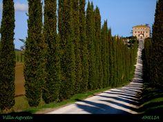 Villa Asprete, Amelia - Italy